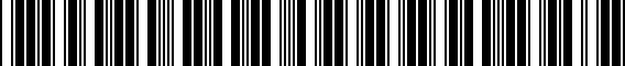 Barcode for 8V5063211A6PS
